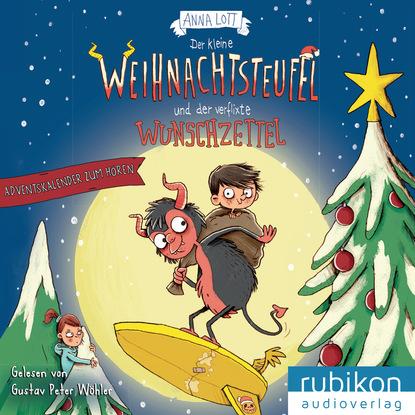 Der kleine Weihnachtsteufel und der verflixte Wunschzettel фото