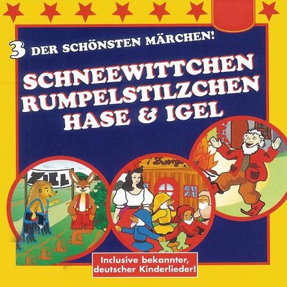 Фото - Brüder Grimm Schneewittchen / Rumpelstilzchen / Hase & Igel cissy thiesies geschichte aus 1001 nacht schehersad