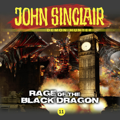 Gabriel Conroy John Sinclair Demon Hunter, 11: Rage of the Black Dragon недорого
