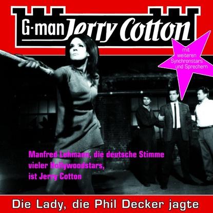 Jerry Cotton Jerry Cotton, Folge 8: Die Lady, die Phil Decker jagte