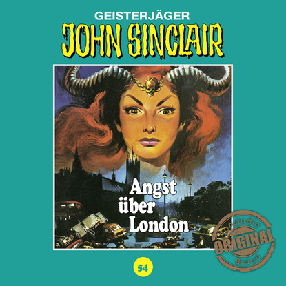 Jason Dark John Sinclair, Tonstudio Braun, Folge 54: Angst über London jason dark john sinclair tonstudio braun folge 54 angst über london