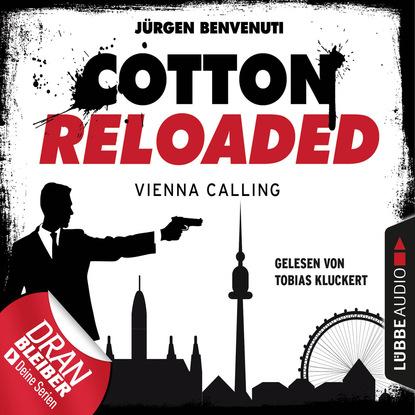Фото - Jürgen Benvenuti Cotton Reloaded, Folge 44: Vienna Calling alfred bekker cotton reloaded folge 48 mister hangman