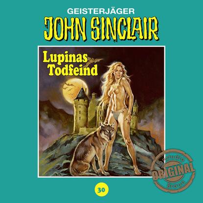 Jason Dark John Sinclair, Tonstudio Braun, Folge 30: Lupinas Todfeind. Teil 2 von 2 jason dark john sinclair tonstudio braun folge 37 die hexeninsel teil 2 von 2