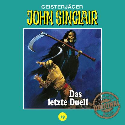 Jason Dark John Sinclair, Tonstudio Braun, Folge 19: Das letzte Duell. Teil 3 von 3 jason dark john sinclair tonstudio braun folge 24 im land des vampirs teil 1 von 3