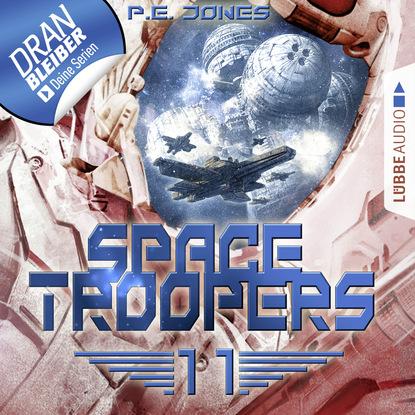 Фото - P. E. Jones Space Troopers, Folge 11: Der Angriff rona walter midnight sin folge 2 die unendlichkeit der miss winter extended version
