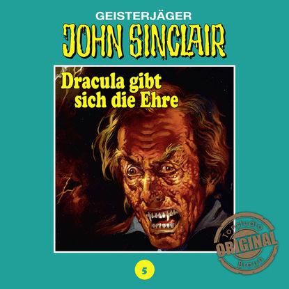 Jason Dark John Sinclair, Tonstudio Braun, Folge 5: Dracula gibt sich die Ehre. Teil 2 von 3 jason dark john sinclair tonstudio braun folge 47 disco dracula