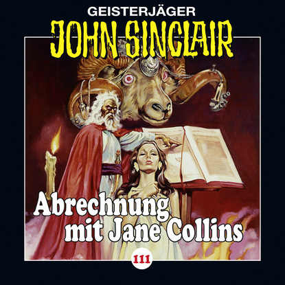 Jason Dark John Sinclair, Folge 111: Abrechnung mit Jane Collins, Teil 2 von 2 недорого