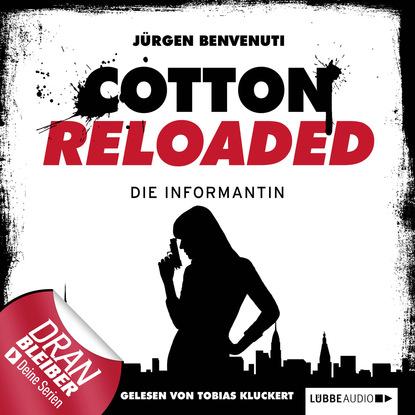 Фото - Jürgen Benvenuti Cotton Reloaded, Folge 13: Die Informantin alfred bekker cotton reloaded folge 48 mister hangman