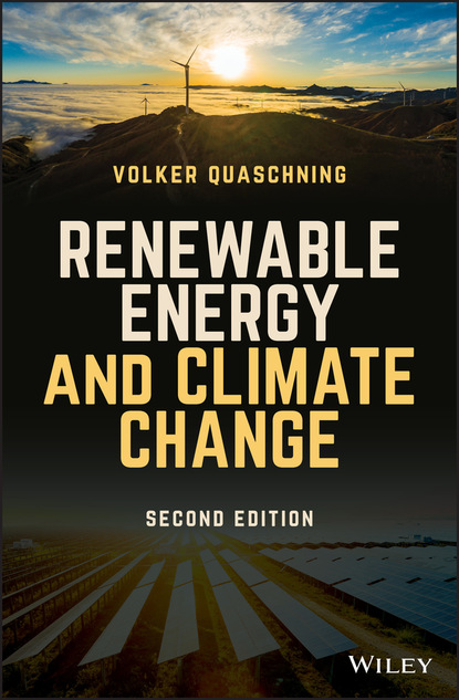 Volker V. Quaschning Renewable Energy and Climate Change, 2nd Edition