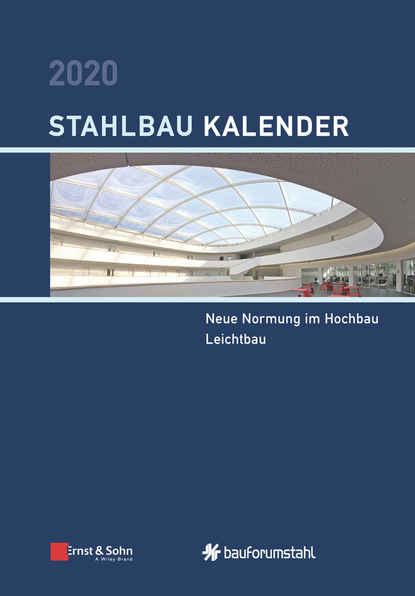 Ulrike Kuhlmann Stahlbau Kalender 2020 matthias krauß finite elemente methoden im stahlbau