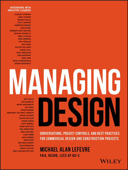 Michael LeFevre Managing Design