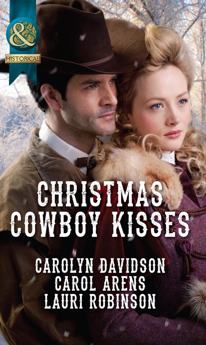 Carol Arens Christmas Cowboy Kisses недорого