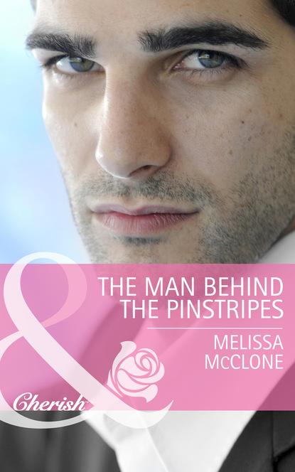 Melissa Mcclone The Man Behind the Pinstripes недорого