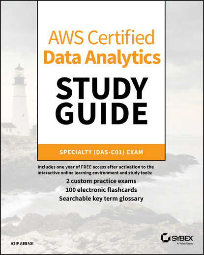Фото - Asif Abbasi AWS Certified Data Analytics Study Guide david higby clinton aws certified solutions architect study guide