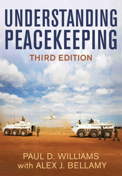 Paul D. Williams Understanding Peacekeeping diehl paul f peace operations