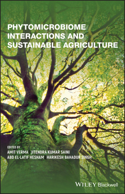 Группа авторов Phytomicrobiome Interactions and Sustainable Agriculture range productivity and plant preference