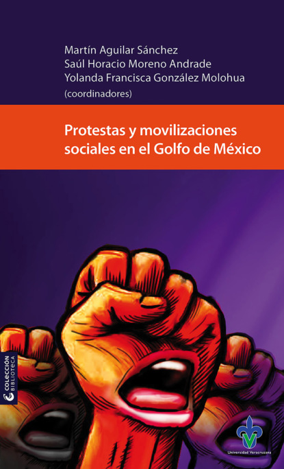 Группа авторов Protestas y movilizaciones sociales en el Golfo de México ariel bededetti marketing en redes sociales detrás de escena