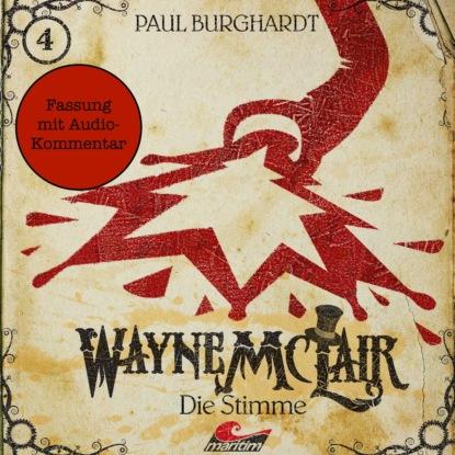 Фото - Paul Burghardt Wayne McLair - Fassung mit Audio-Kommentar, Folge 4: Die Stimme paul burghardt twilight mysteries die neuen folgen folge 2 thanatos