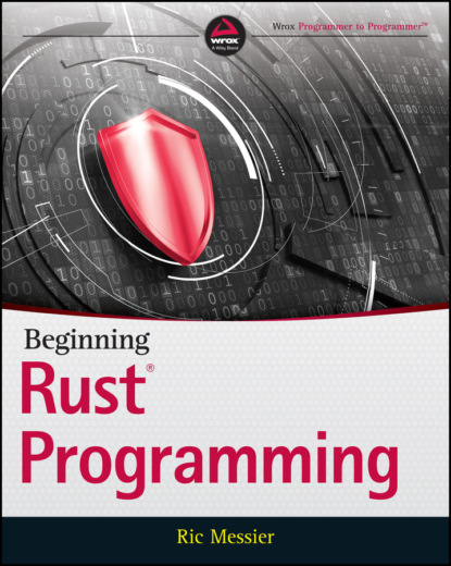 Beginning Rust Programming
