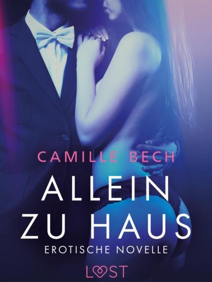 Camille Bech Allein zu Haus - Erotische Novelle camille bech heiße wasserspiele erotische novelle