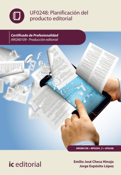 emilio josé checa hinojo elaboración del presupuesto editorial argn0109 Emilio José Checa Hinojo Planificación del producto editorial. ARGN0109