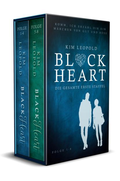 Kim Leopold Black Heart - Die gesamte erste Staffel kim leopold black heart die gesamte erste staffel
