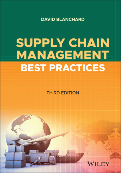 David Blanchard Supply Chain Management Best Practices группа авторов logistics and supply chain management in polish russian and ukrainian research