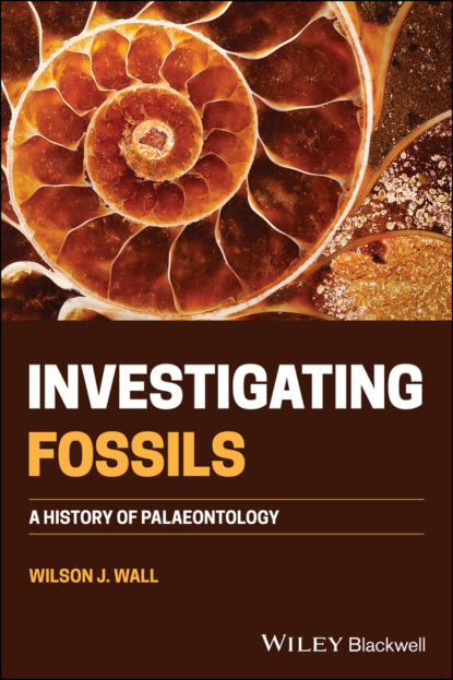 Wilson J. Wall Investigating Fossils