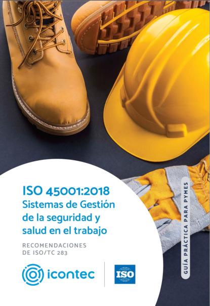 Icontec Internacional ISO 45001:2018 Sistemas de gestión de la seguridad y salud en el trabajo. недорого