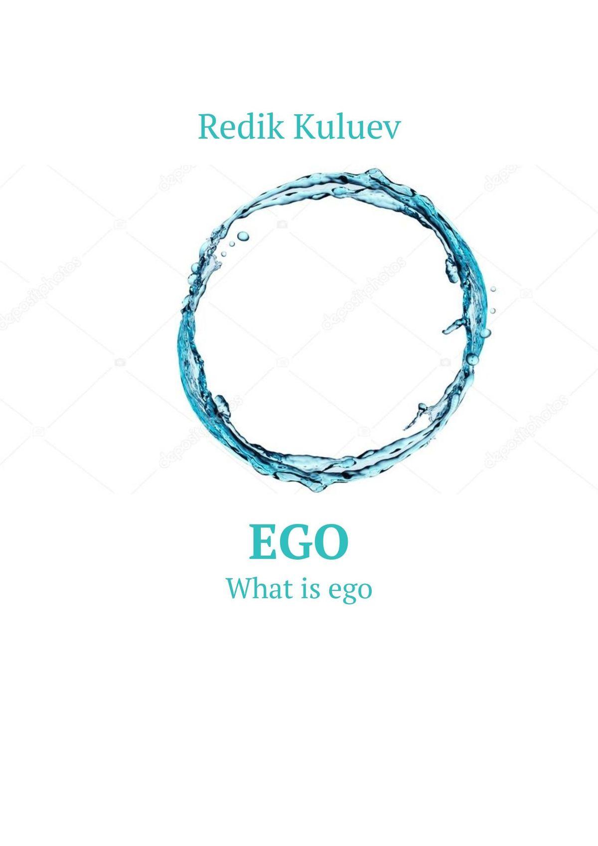 Ego. What isego