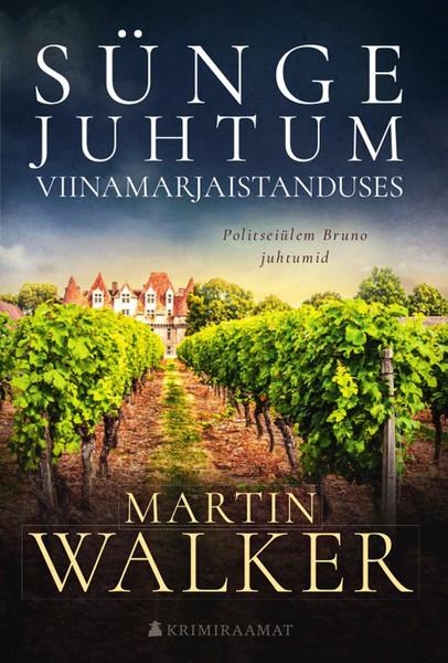 Sünge juhtum viinamarjaistanduses