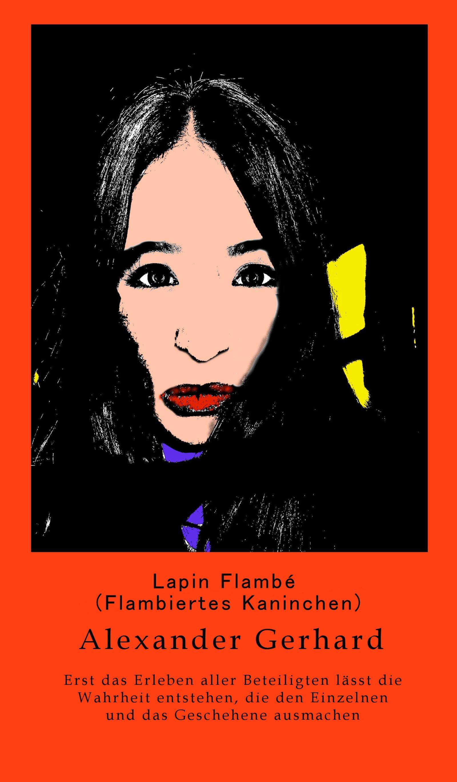 Lapin Flambé