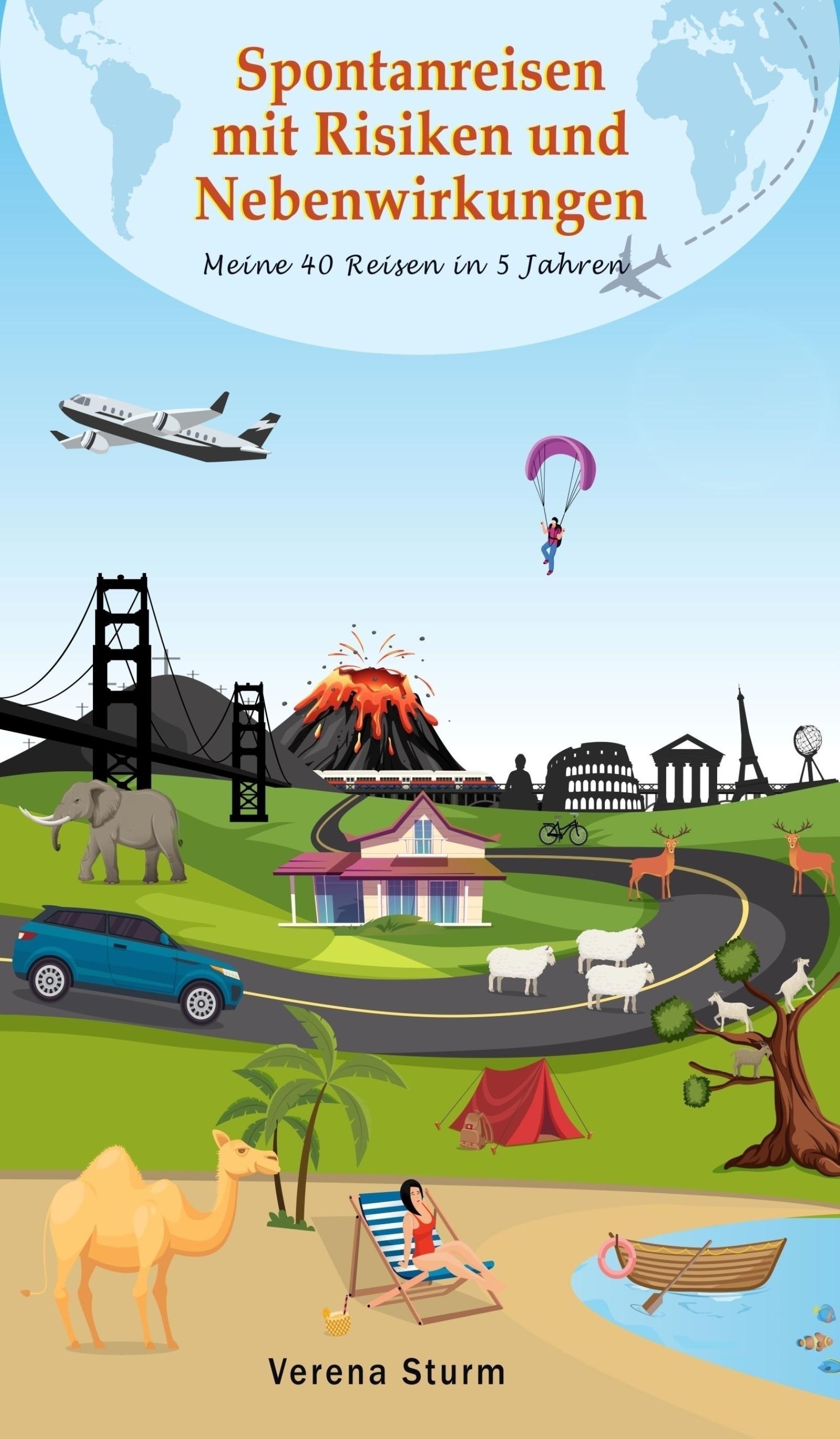 Spontanreisen mit Risiken und Nebenwirkungen