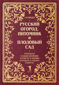 Русский огород, питомник и плодовый сад. Руководство к наивыгоднейшему устройству и ведению огородного и садового хозяйства