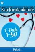 Kurfürstenklinik Paket 1 – Arztroman