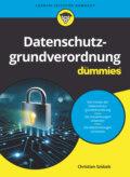 Datenschutzgrundverordnung für Dummies