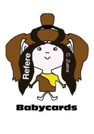 Refere. Babycards