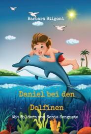 Daniel bei den Delfinen
