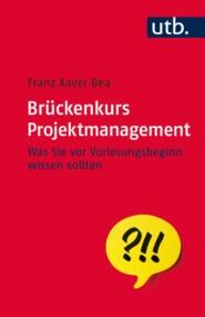 Brückenkurs Projektmanagement
