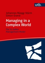 Managing in a Complex World