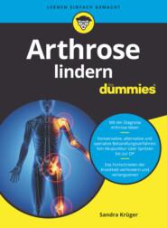 Arthrose lindern für Dummies