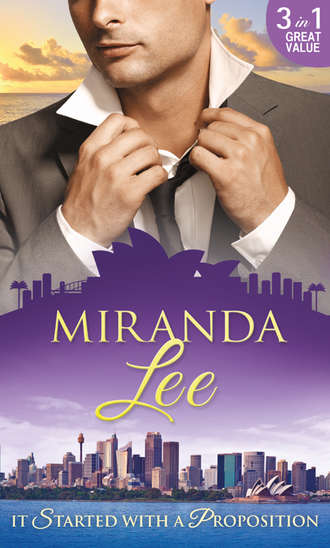 Miranda Lee It Started With A Proposition Blackmailed Into