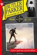 Butler Parker 175 – Kriminalroman