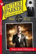 Butler Parker 123 – Kriminalroman