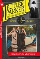 Butler Parker 161 – Kriminalroman