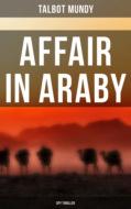 Affair in Araby (Spy Thriller)