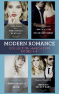 Modern Romance March 2019 Books 1-4
