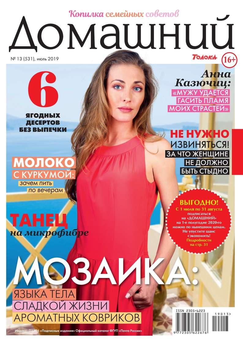 Домашний Журнал 13-2019