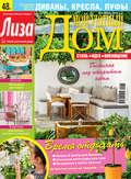 Журнал «Лиза. Мой уютный дом» №06\/2016