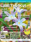 Цветники в саду №03\/2019